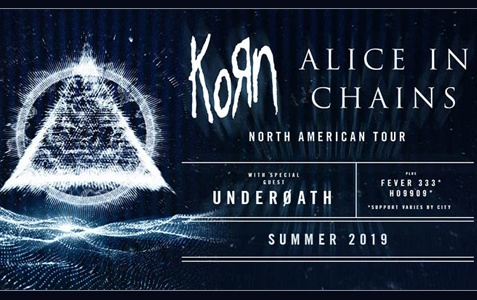 Korn & Alice In Chains