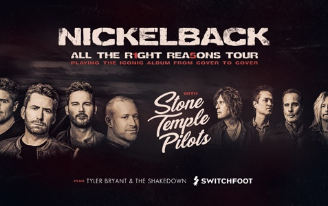 Nickelback [CANCELLED]