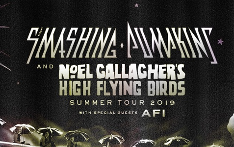 Smashing Pumpkins & Noel Gallagher